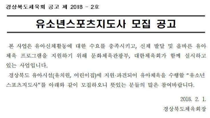 2018 유소년스포츠지도사 모집공고(0201).JPG